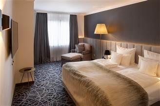 Sleepingroom in a family suite