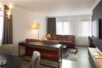 Erholung in der Familiensuite im Steigenberger Hotel Der Sonnenhof