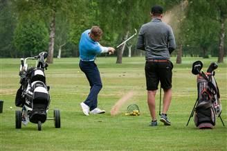 Beste Bedingungen beim Franz Roth Golf CUP