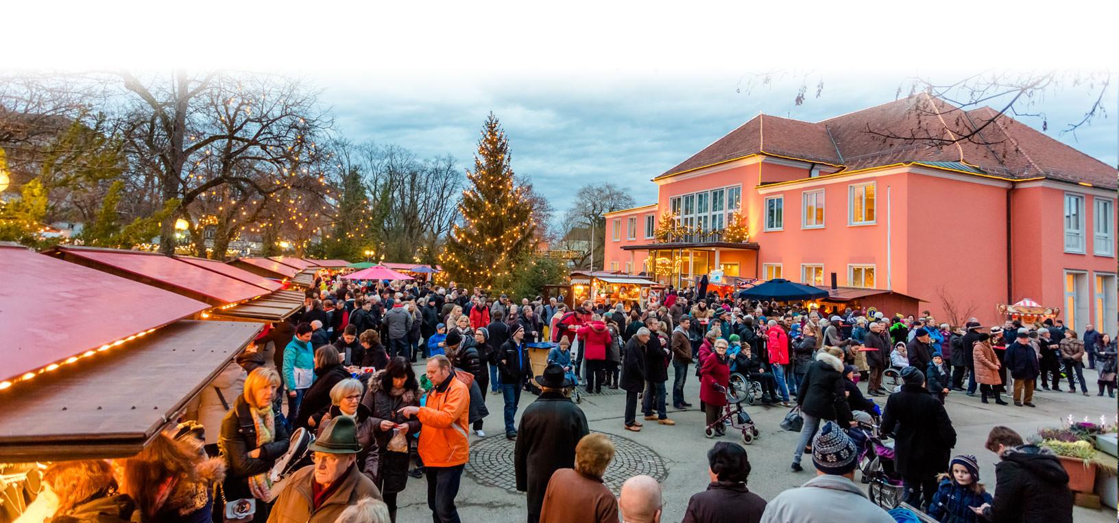 Kloster Andechs Weihnachtsmarkt.Kloster Andechs 5 S Steigenberger Hotel Der Sonnenhof